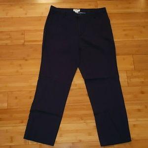 Dockers navy blue Chino pants 34x32